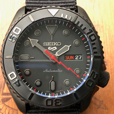 Seiko SKX 007 SRPD Custom Modding Deutschland